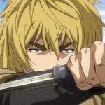 Vinland Saga the anime.