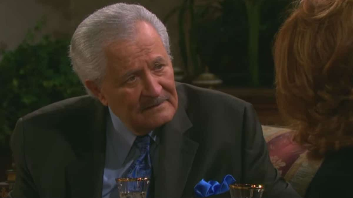 John Aniston as Victor on Days of our Lives.