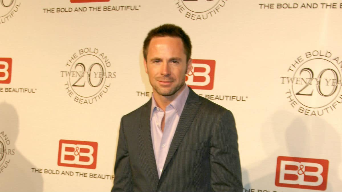 William deVry played Storm Logan on The Bold and the Beautiful.
