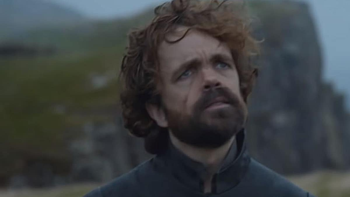 Peter Dinklage won his fourth Emmy Award for his portrayal of Tyrion Lannister in Game of Thrones Pic credit: HBO