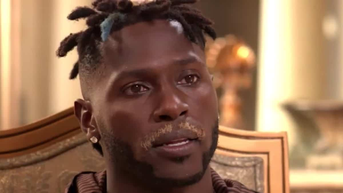 antonio brown in twitter fight with eric weddle
