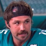 jaguars rookie quarterback gardner minshew after week 3 victory