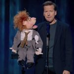 Jeff Dunham and puppet Larry from Beside Myself
