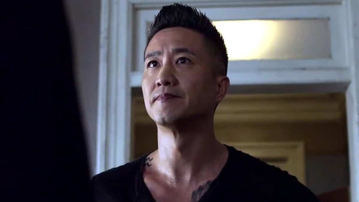 Tony Chen as Pryce Cheng in Jessica Jones