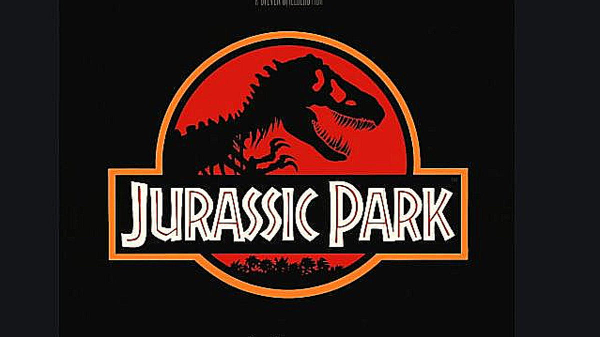 The key art from Universal teased giant Tyrannosaurus Rex in the classic 1993 film that exceeded visual effects expectations and wowed audiences worldwide. Pic credit: Universal Studios