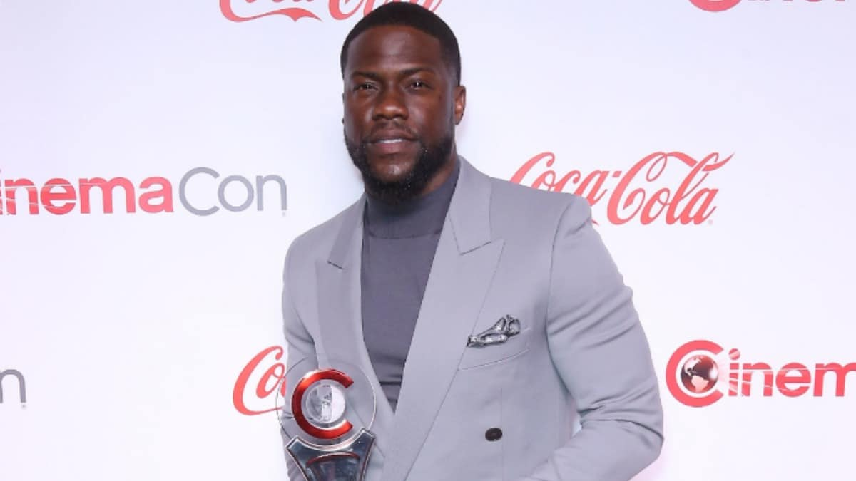 Kevin Hart injury update