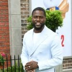 Kevin Hart at a red carpet event in June 2019.