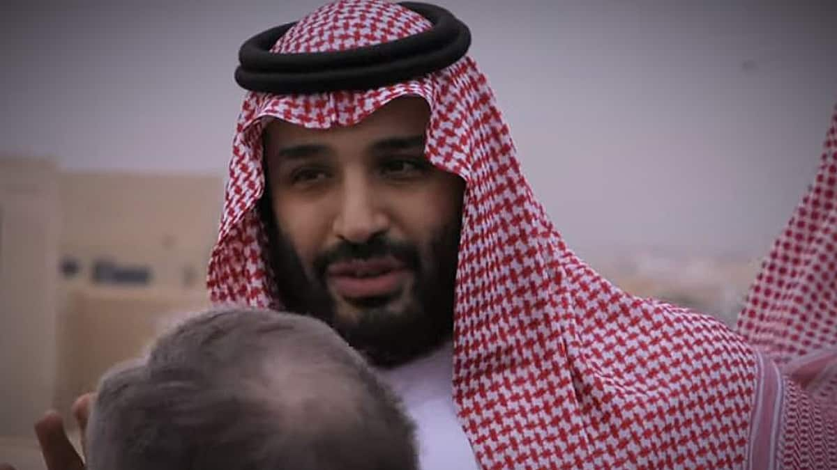 mbs grab 800x450 - Saudi crown prince Mohammed bin Salman says Khashoggi killing 'happened under my watch' in new PBS FRONTLINE documentary