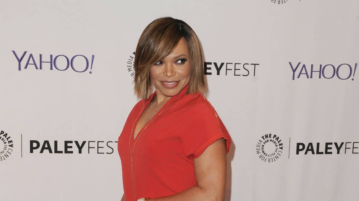 Tisha Campbell Martin at Paley Fest.