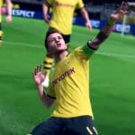 fifa 20 gameplay trailer image for upcoming EA Sports game