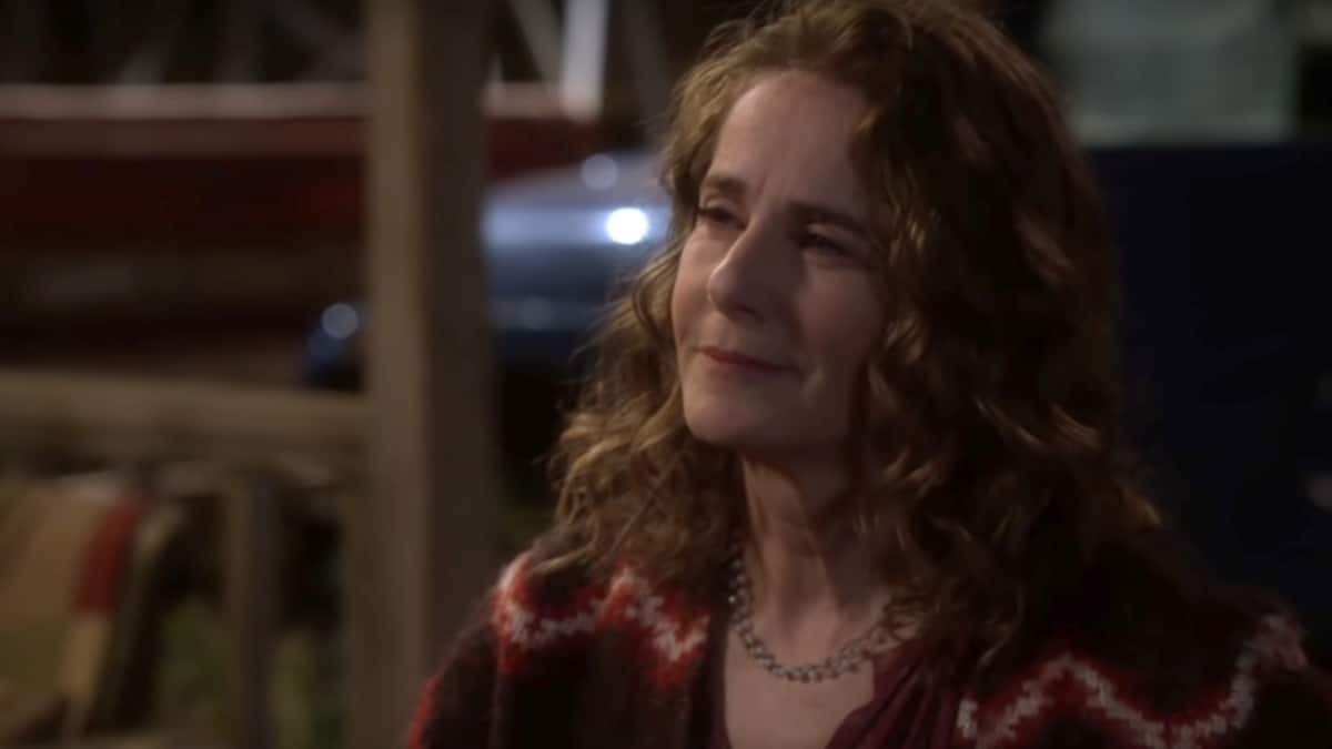 Debra Winger from The Ranch