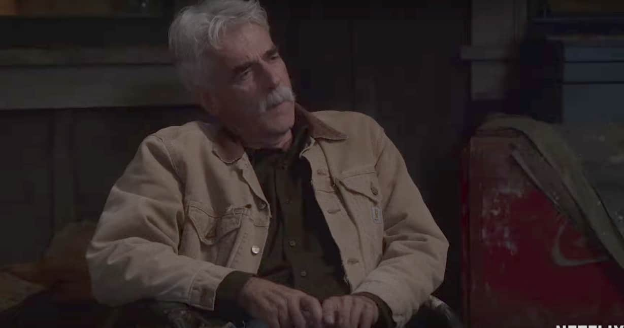 Sam Elliot from The Ranch Part 7.