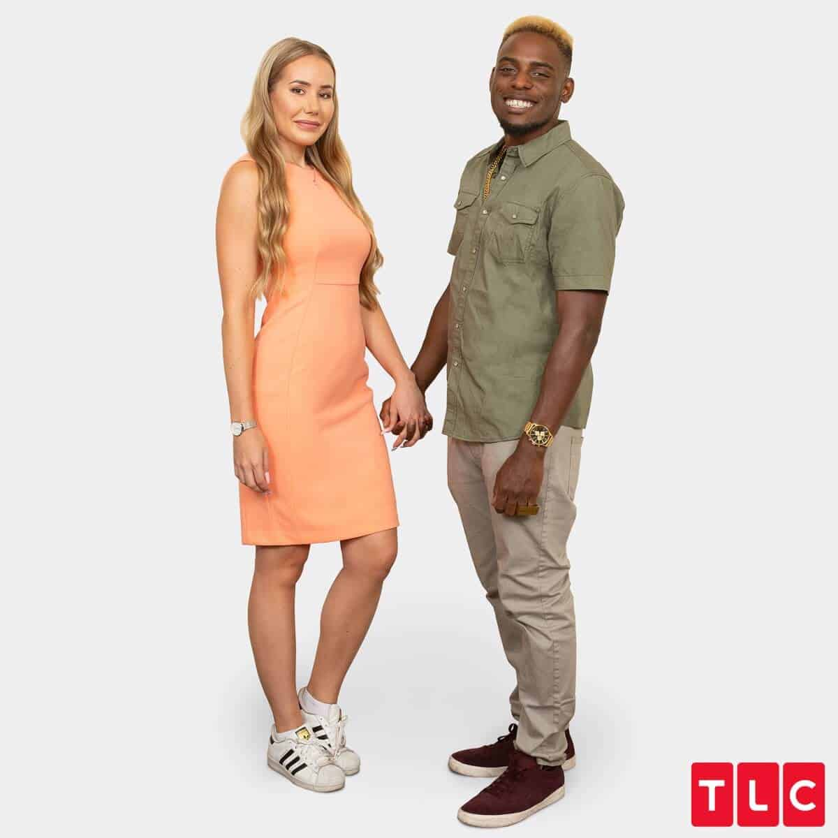 Jasmin and Blake are on Season 7 of 90 Day Fiance