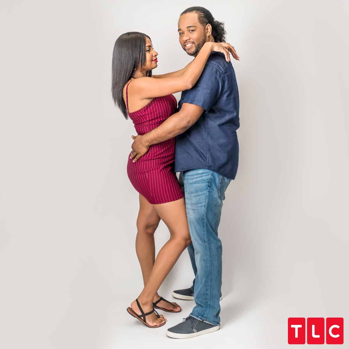Anny and Robert on Season 7 of 90 Day Fiance