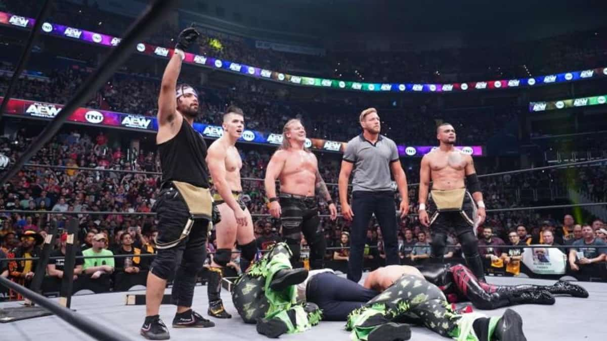 AEW Dynamite beats WWE NXT in the head-to-head ratings