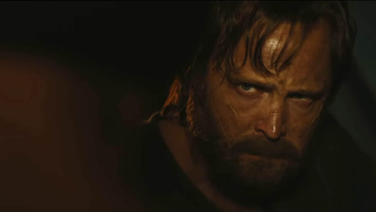 Aaron Paul in El Camino: A Breaking Bad Movie