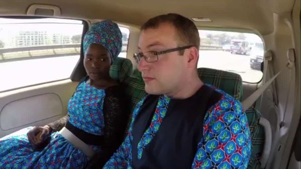 Akinyi and Benjamin on 90 Day Fiance Before the 90 Days