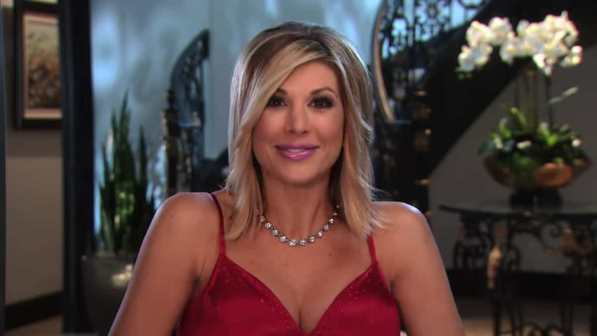 Alexis Bellino on Real Housewives of Orange County
