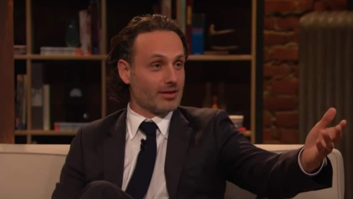 Andrew Lincoln Talking Dead