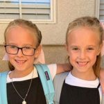 Harper and Sydnee Udell play Arianna Horton on Days of our Lives.