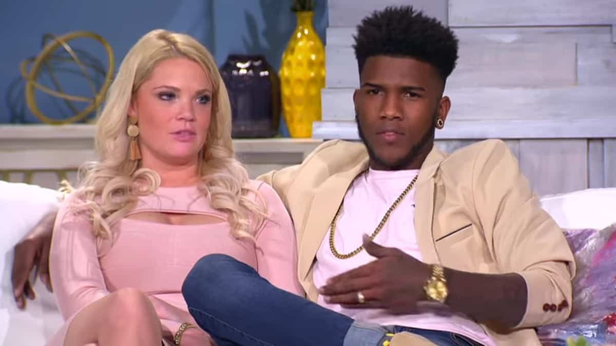 Ashley Martson and Jay Smith on 90 Day Fiance
