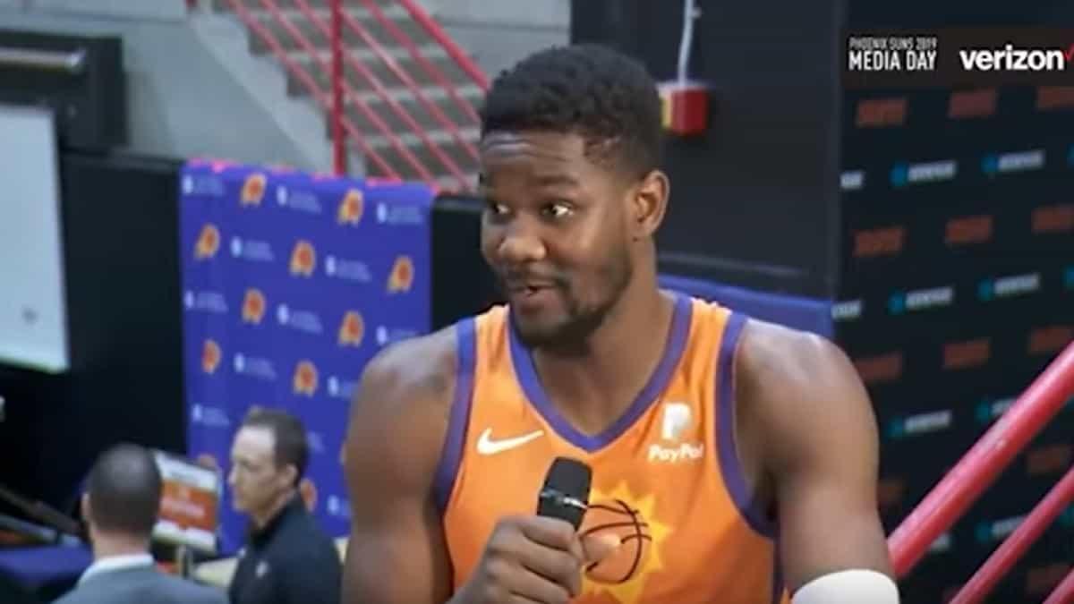 Ayton Suns Interview
