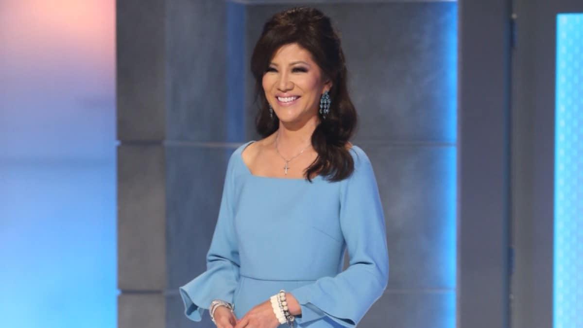BB Host Julie Chen