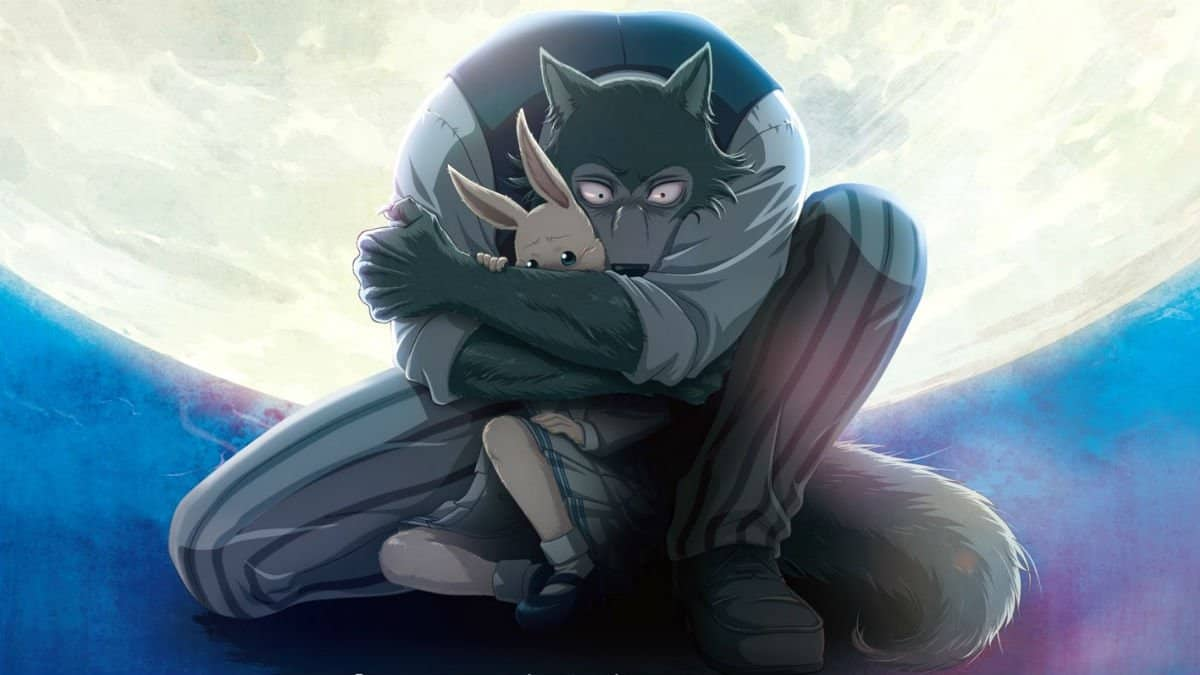 BEASTARS manga artwork