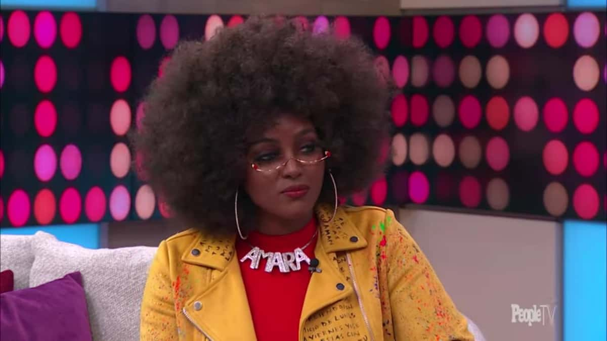 Amara La Negra on PeopleTV