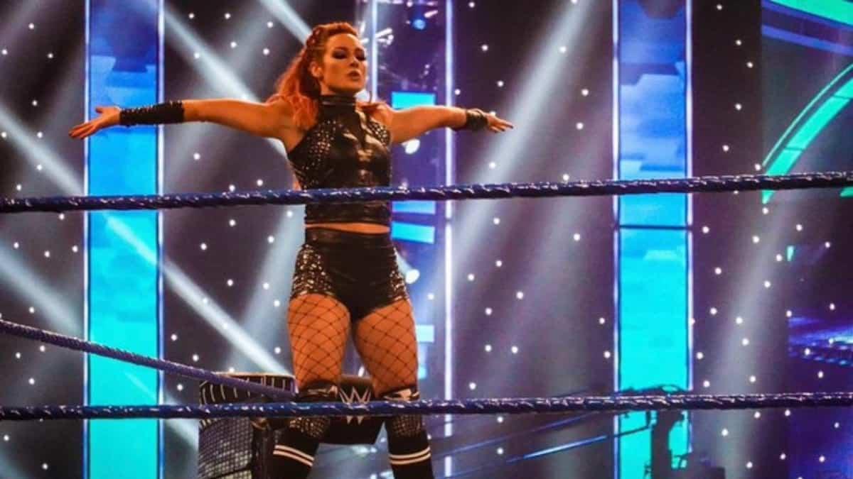 WWE Draft results night 1