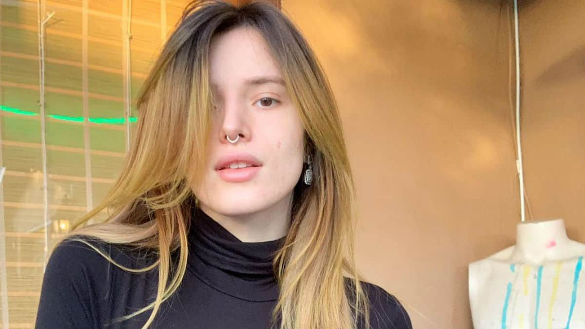 Bella Thorne is now an adult movie film director.