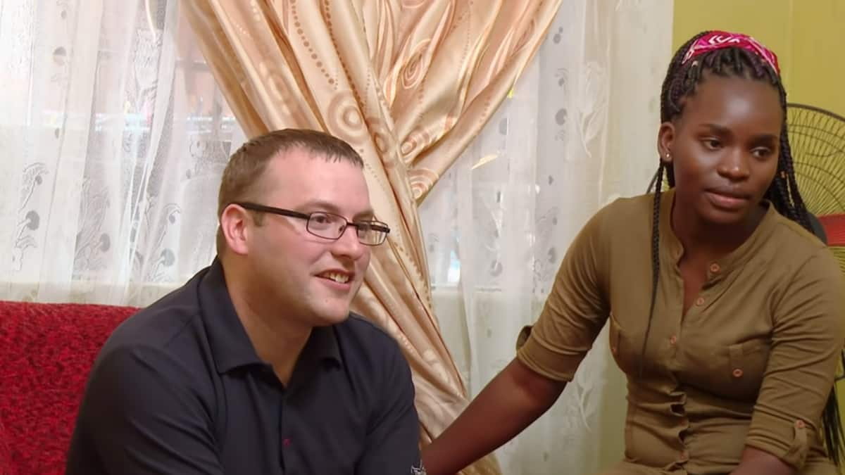 Benjamin and Akinyi on 90 Day Fiance Before the 90 Days