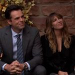 Jason Thompson and Elizabeth Hendrickson as Billy and Chloe on The Young and the Restless.