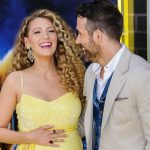 Blake Lively and hubby Ryan Reynolds
