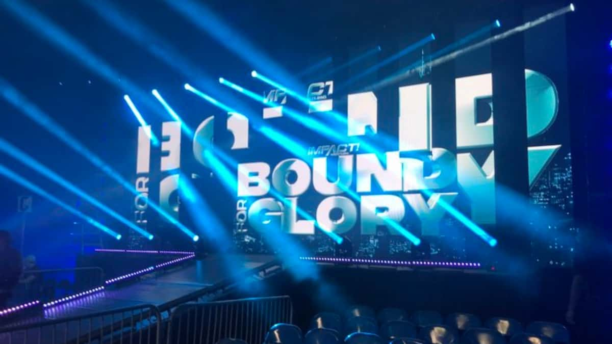 Impact Wrestling Bound for Glory PPV recap, grades, and review