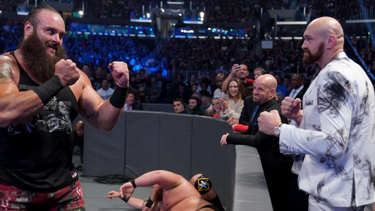 Who is Tyson Fury, the man Braun Strowman will face in WWE?