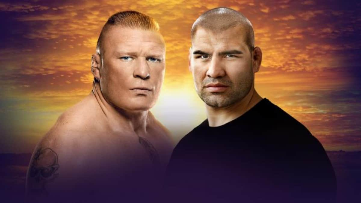 WWE signs Cain Velasquez a multi-year 'lucrative' contract