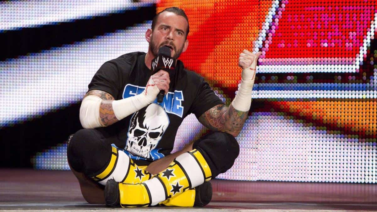 CM Punk announces he is officially returning to WWE television