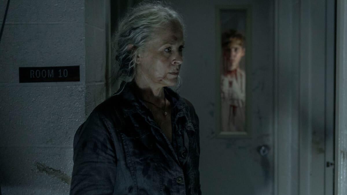 Melissa McBride stars as Carol Peletier