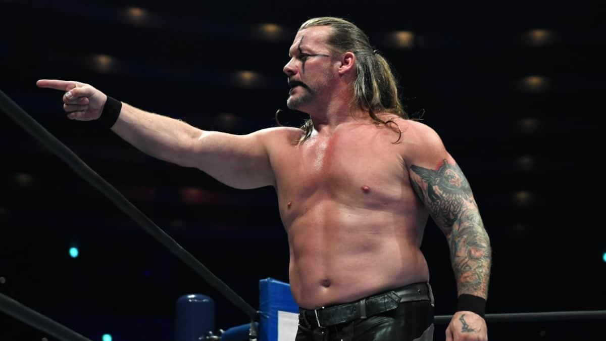 Chris Jericho fala sobre os adversários de seus sonhos
