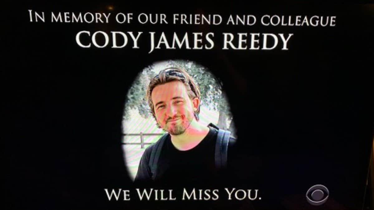 Cody James Reedy