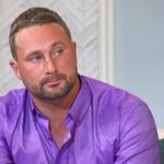 Corey Rathgeber at the 90 Day Fiance The Other Way reunion