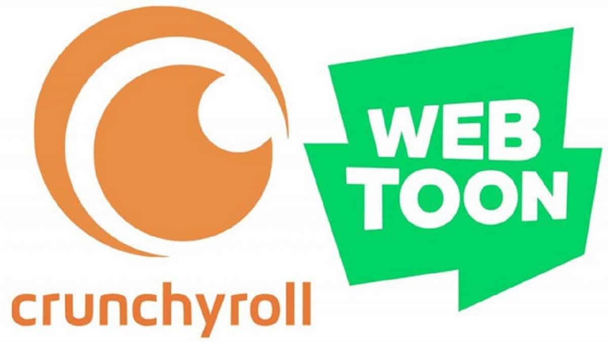 Crunchyroll teams with WEBTOON