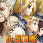 New poster teases upcoming Dr. Stone story arc