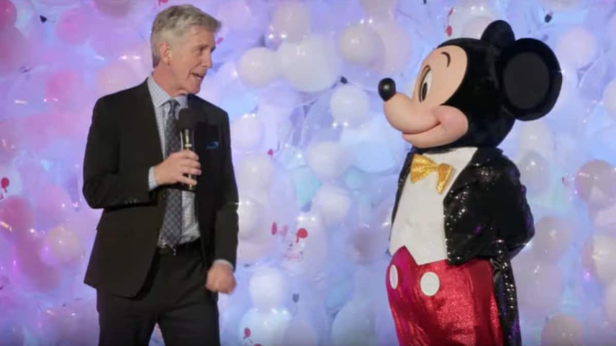 DWTS Disney Night