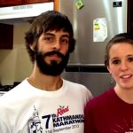 Derick Dillard and Jill Duggar during a Counting On confessional.