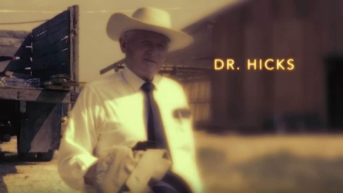 Dr. Thomas Hicks