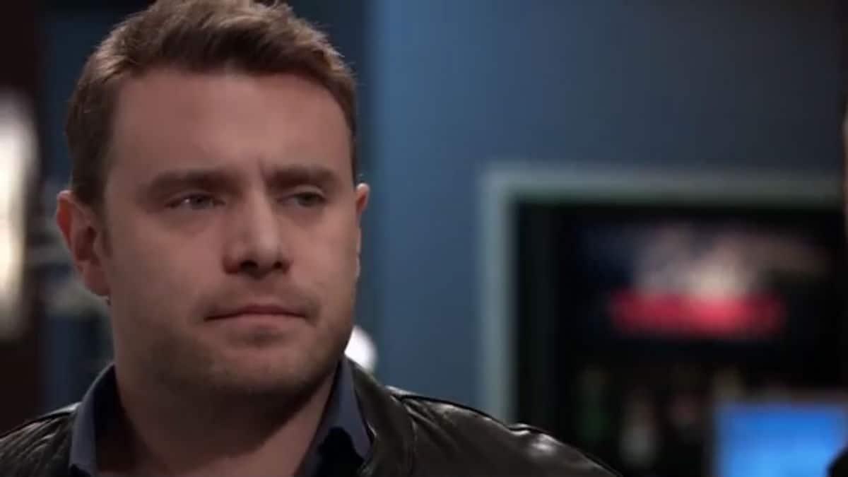 Billy Miller as Drew on General Hospital.