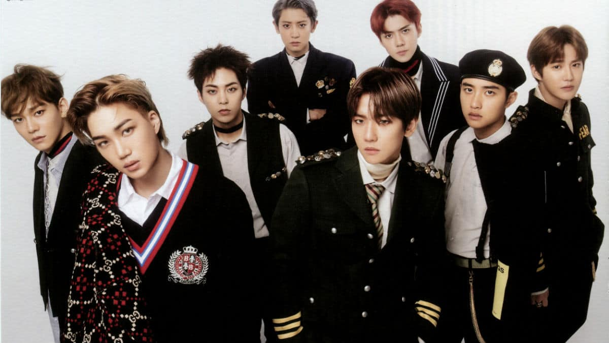 EXO -- Dont Mess Up My Tempo