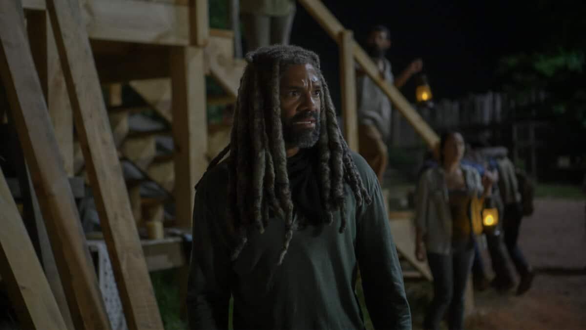 Khary Payton stars as Ezekiel